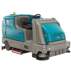 Balayeuse laveuse M17 autoportée